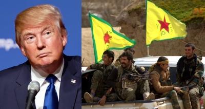 AP: Trump Kürtlere desteği arttırıyor!