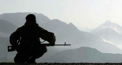 Siirt'te asker intiharı!
