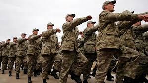 Askerlik düzenlemesi teklifi kabul edildi