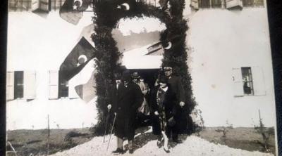 Atatürk'ün hiç yayınlanmayan fotoğrafı ortaya çıktı