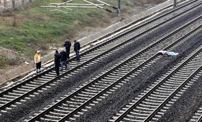 Aydın'da 16 yaşındaki Süleyman trenin önüne atladı!