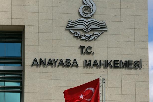 AYM'den 5 partinin mali denetimine ilişkin karar