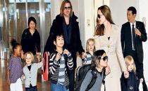 Ayrılma kararı veren Angelina Jolie ile Brad Pitt arasında velayet savaşı!
