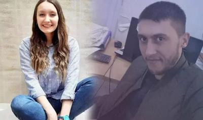 Ayrılmak isteyen sevgilisini öldürüp, intihar etti