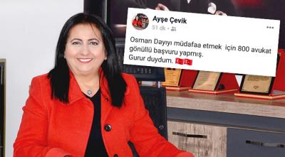 Ayşe Çevik isimli ilkokul müdüründen Kılıçdaroğlu'na saldıran saldırgana destek