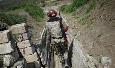 Azerbaycan, Ermenistan sınırında çatışmalar olduğu iddialarını yalanladı