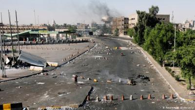 Bağdat'ta göstericilere ateş açıldı: 7 ölü, çok sayıda yaralı var
