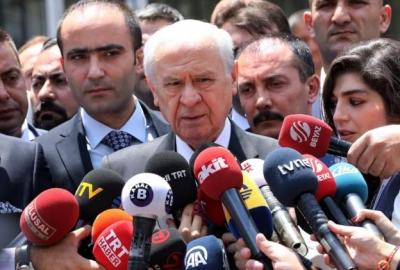 Bahçeli: ABD'nin asıl hedefi Cumhurbaşkanımız Erdoğan