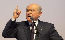 Bahçeli: Yalıda oturup HDP'ye oy veren şerefsizler!