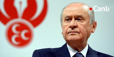 Bahçeli'den Koru'ya: AK Parti'nin ittifakla eridiğini alçakla ileri sürdü