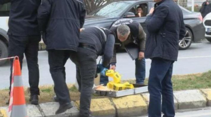 Bakırköy Adliyesi'nde sanığın babası, bir tanığı silahla vurdu