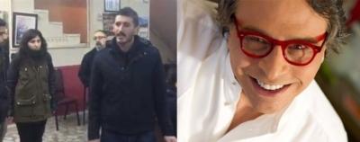Barbaros Şansal ve laiklik isteyen iki genç tutuklandı