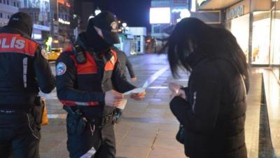 Bartın'da ev ziyareti yapanlara ve misafir kabul eden kişiye para cezası