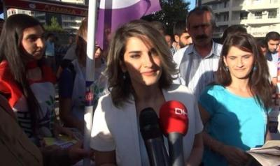 Başak Demirtaş: Sayın Erdoğan'a da kapım her zaman açıktır