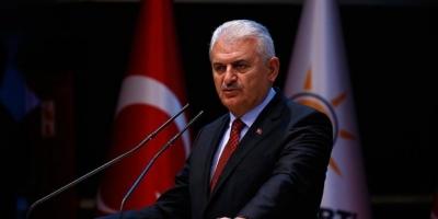 Başbakan: Maskeli sosyal medya hesaplarına dikkat