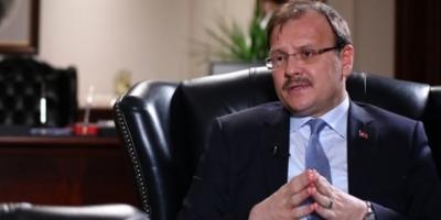 Başbakan Yardımcısı Çavuşoğlu: Batı lider eksikliği çekiyor; 1. sırada Erdoğan var