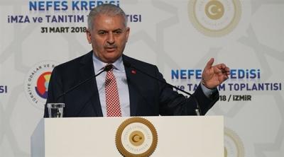 Başbakan Yıldırım: Tetanoz gibi aşıları artık Türkiye'de üreteceğiz