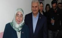 Başbakanın eşi Semiha Yankı'ya açtığı davayı geri çekti!