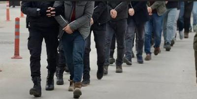 'Bataklık Operasyonu'nda 34 kişi tutuklandı