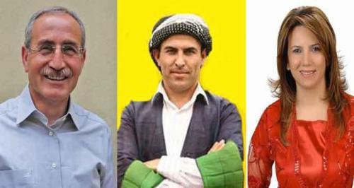 KCK davasında 3 milletvekili daha serbest!
