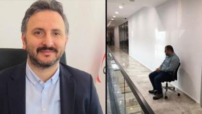 Belediye personeline 'tuvalet önünde oturma' cezası veren Veysel İpekçi'nin meclis üyeliğine son verildi