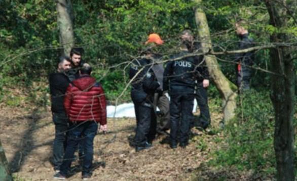 Belgrad Ormanı'nda erkek cesedi bulundu