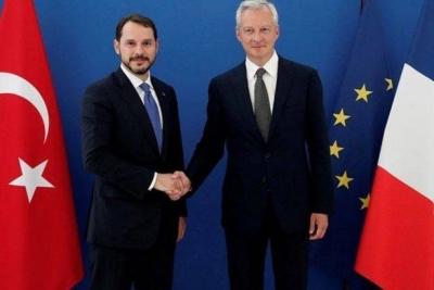Berat Albayrak: Avro ile ticareti ileri taşıma konusu önem kazanıyor