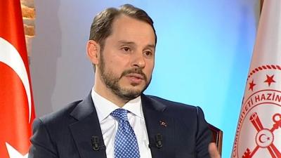 Berat Albayrak: Türk bankaları TL vermiyormuş diye bir haber çıktı!