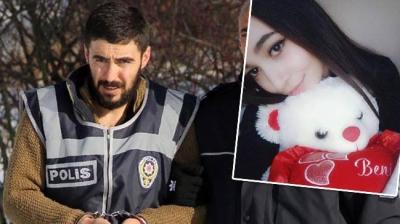 Berfin'in katili: Barışmayı kabul etmeyince boş araziye götürdüm