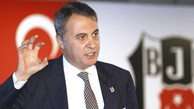 Beşiktaş Başkanı Fikret Orman: Beşiktaş'taki sürecimi tamamlıyorum