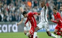 Beşiktaş, Benfica karşısında skoru 3-0'dan 3-3 yaptı