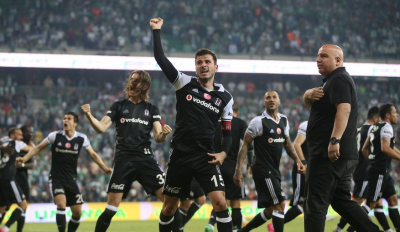 Beşiktaş'ta ilk istifa