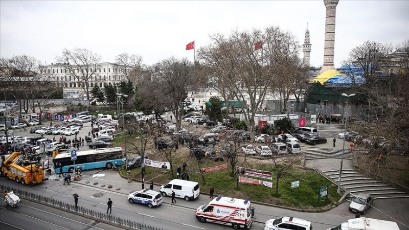 Beyazıt'taki kazanın otobüs şoförü adli kontrol şartıyla serbest
