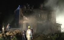 Beykoz'da yangın! Çok sayıda hayvan hayatını kaybetti