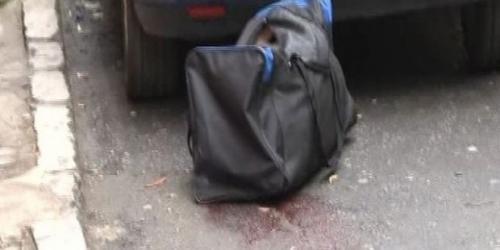 Bavulun içinden parçalanmış ceset çıktı!