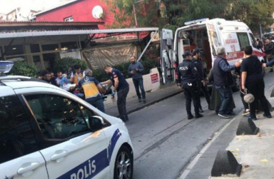 Beyoğlu'nda kahvehaneye silahlı saldırı!