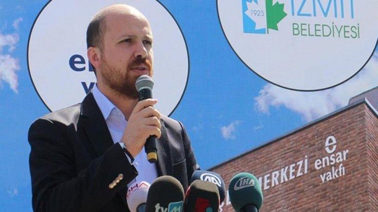 Bilal Erdoğan: Çocukluğumuzda babamızı daha az görüyorduk