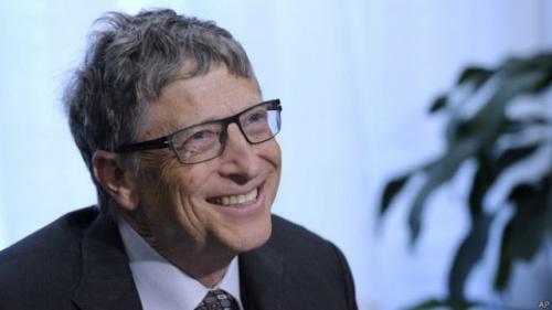 Bill Gates insan dışkısından yapılan suyu içti!