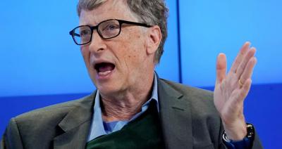 Bill Gates: Teknolojik olarak, şırınga üzerinden mikroçip ile insanları kontrol etmek mümkün degil