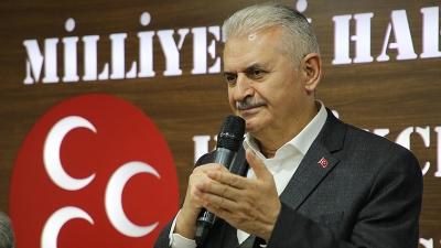 Binali Yıldırım: HDP'liler pekâlâ beni destekleyebilirler