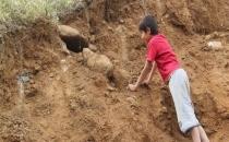Bingöl'de 300 yıllık mezarlar bulundu!