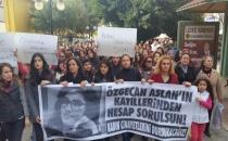 Binlerce kadın Özgecan için yürüdü!