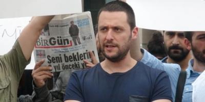 BirGün Yayın Danışmanı Barış İnce gözaltına alındı