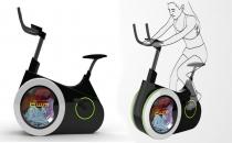 Bisiklet çamaşır makinası su tasarrufu sağlıyor!