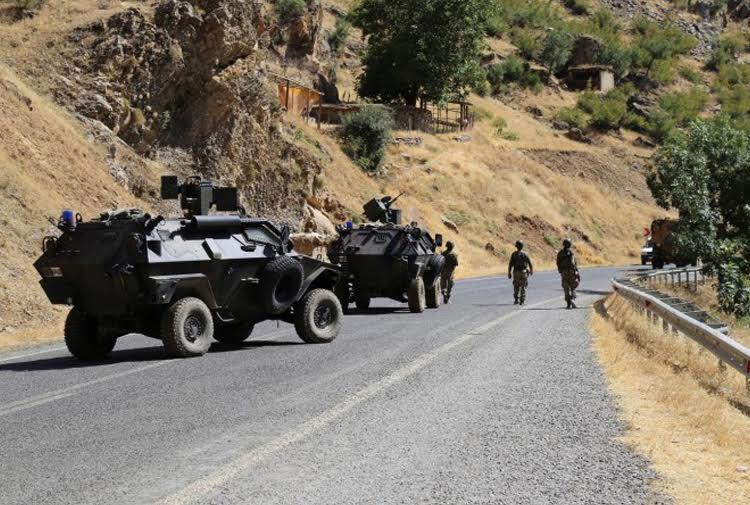 Bitlis'te 18 köyde sokağa çıkma yasağı