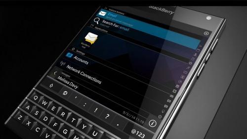 BlackBerry Twitter'da rezil oldu!