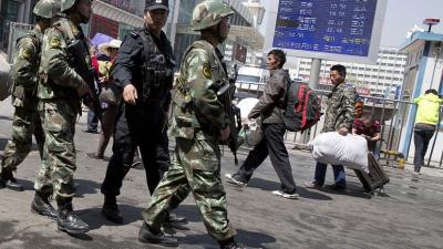 'BM bünyesinde Uygur Müslümanları için etkinlik düzenlemek, Pekin'e hakaret'