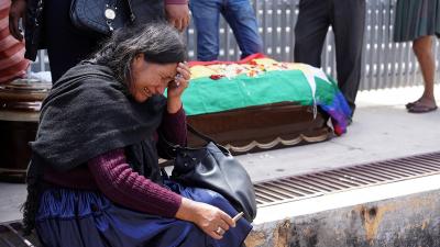 Bolivya'daki şiddet olaylarında dört kişi daha hayatını kaybetti
