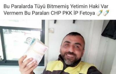 'Bu paraları CHP'ye vermem' diyen İSPARK çalışanına soruşturma