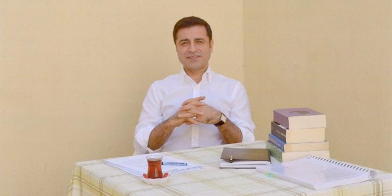 Buldan: Selahattin Demirtaş cezaevinde olmasaydı Türkiye'nin Cumhurbaşkanı olacaktı